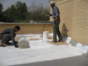 آب بندی سقف