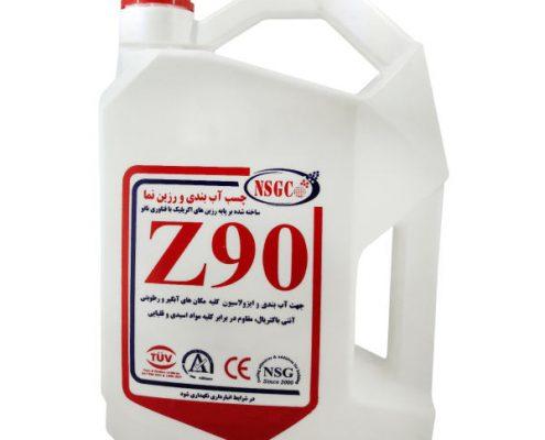 نحوه استفاده از z90 به عنوان عایق رطوبتی