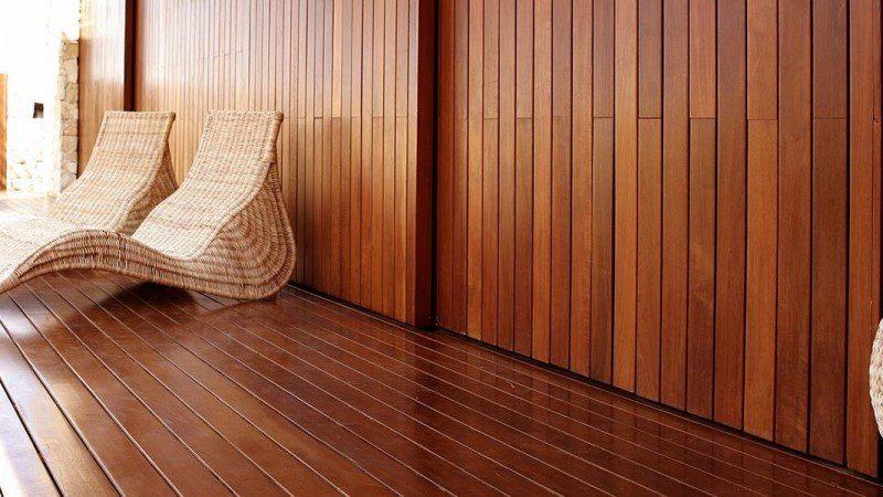 اصلی ترین ماده برای نصب چوب ترموود چیست؟