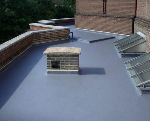 انواع عایق رطوبتی پشت بام و نحوه استفاده از آن