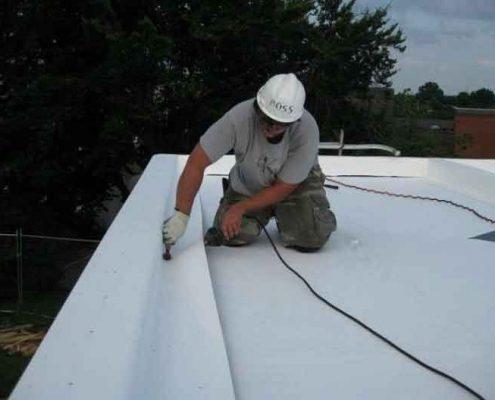 تولید کننده انواع عایق رطوبتی پشت بام