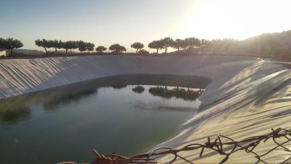 کاربردهای آببندهای مخصوص استخرهای کشاورزی