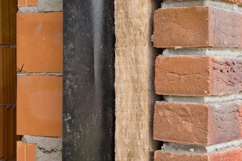 در مرحله نازک کاری سازه چگونه دیوار را عایق حرارتی کنیم ؟؟؟