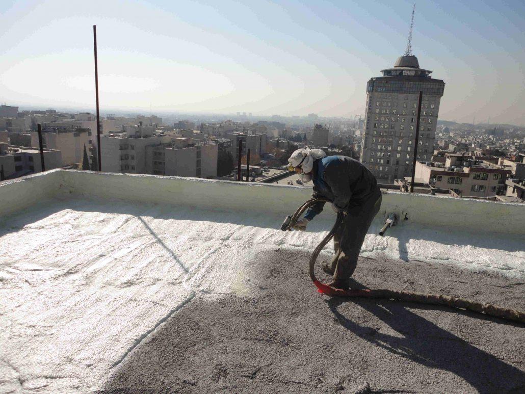 عناصر تشکیل دهنده و ضد آب کردن پشت بام